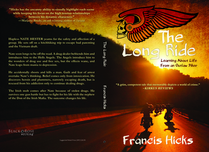 The Long Ride: Learning About Life From An Outlaw Biker Image