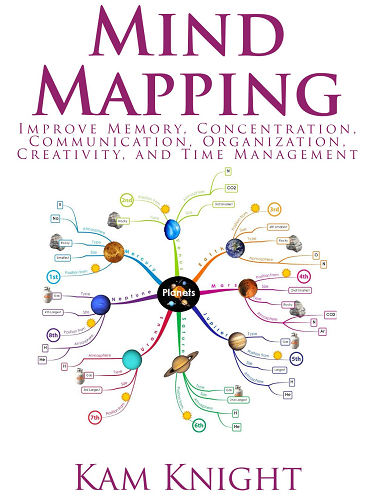 Mind Mapping: Improve Memory, Concentration, Communication, Organization, Creativity, and Time Manag Image