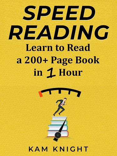 Speed Reading: Learn to Read a 200+ Page Book in 1 Hour Image
