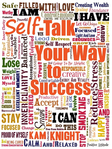 Self-Talk Your Way to Succes Image