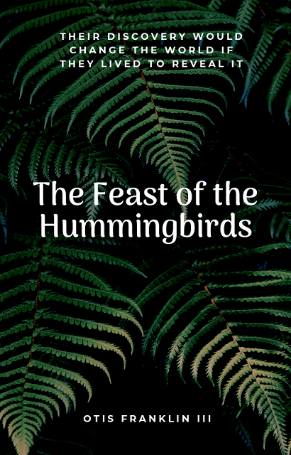 THE FEAST OF THE HUMMINGBIRDS EPISODE IV - THE RACE image