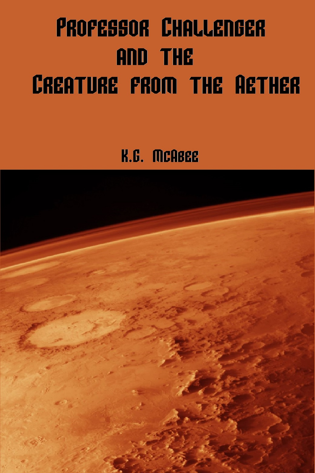 Prof. Challenger and the Creature from the Aether Image