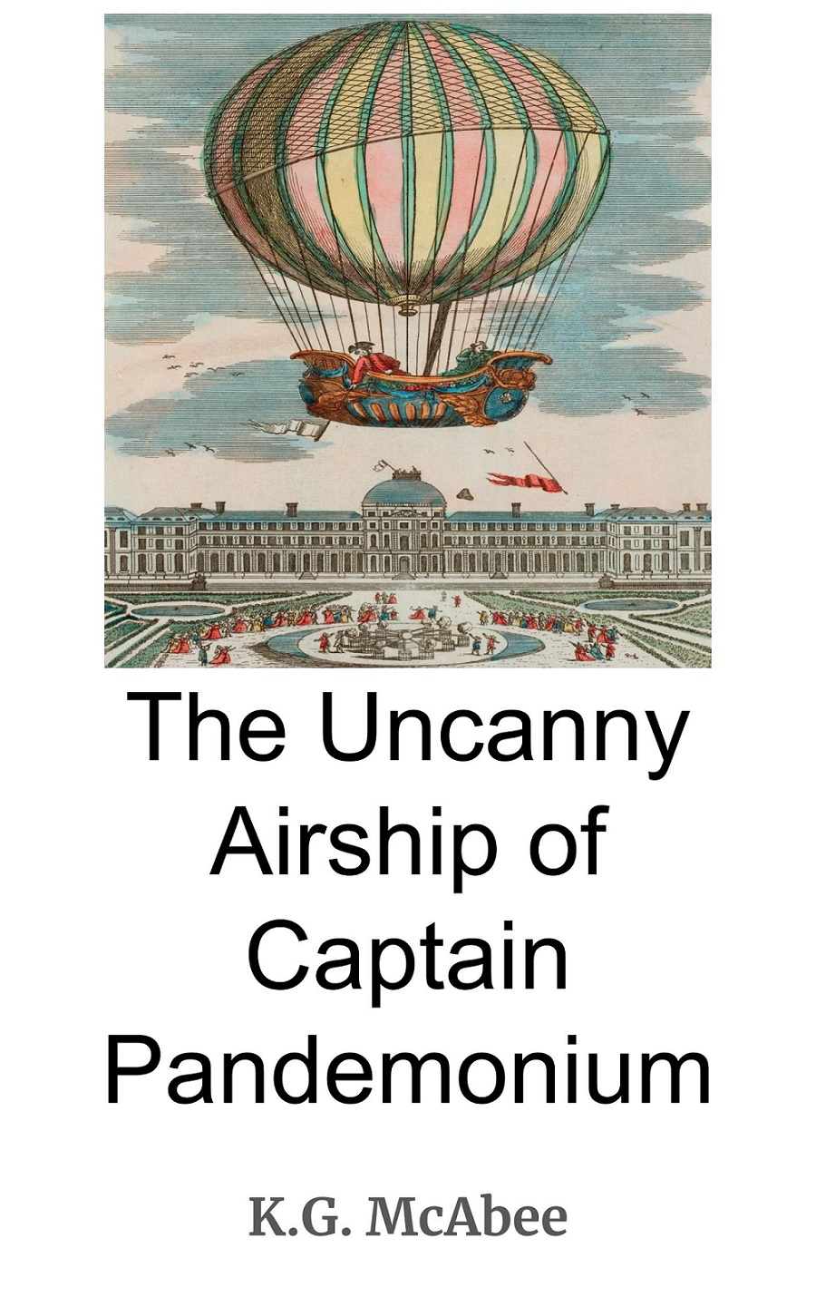 The Uncanny Airship of Captain Pandemonium Image