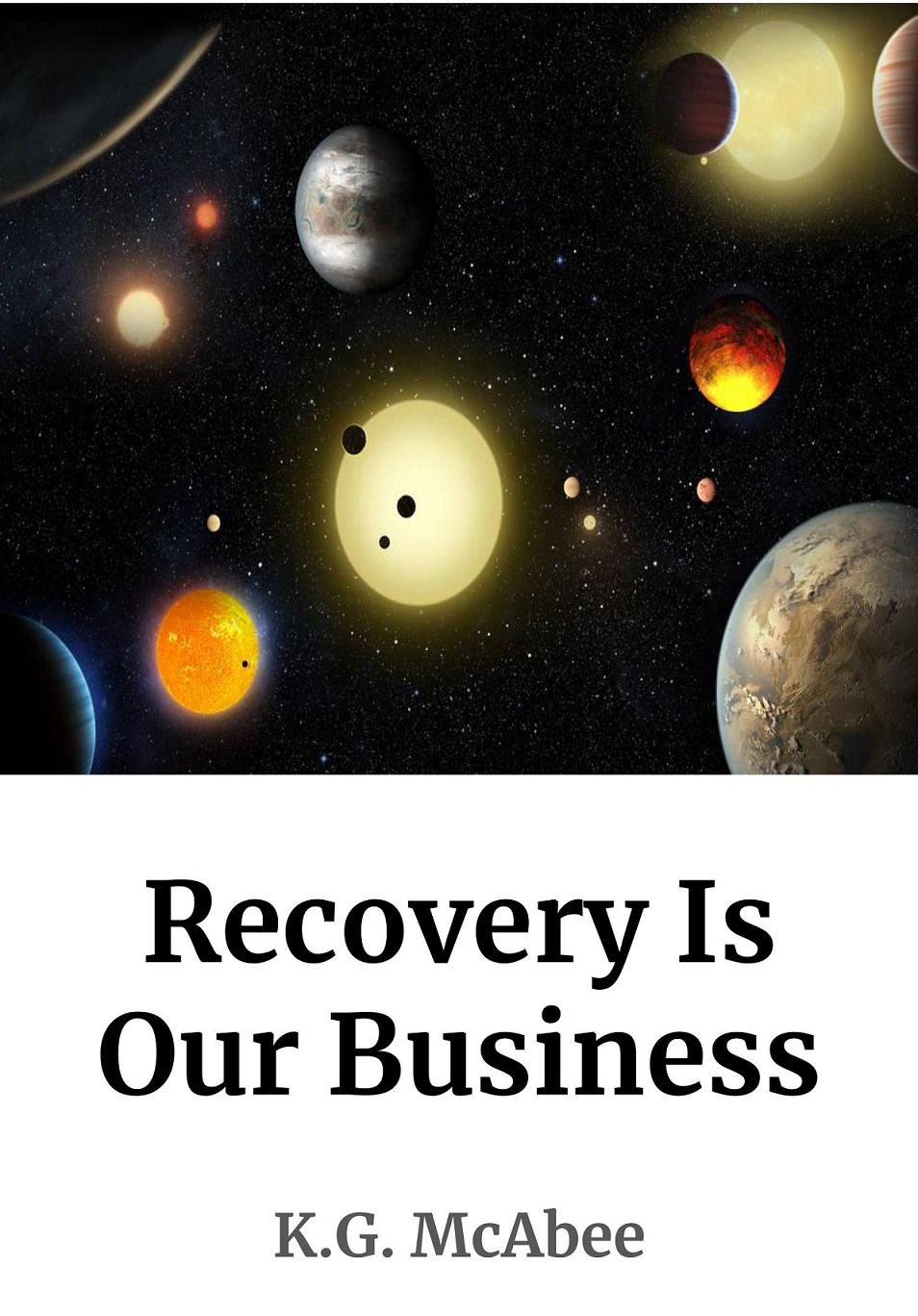 Recovery Is Our Business Image