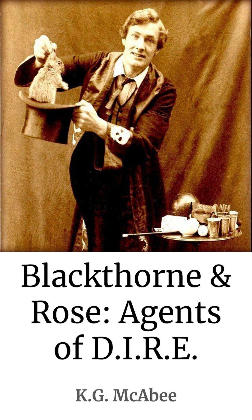 Blackthorne & Rose: Agents of D.I.R.E. Image