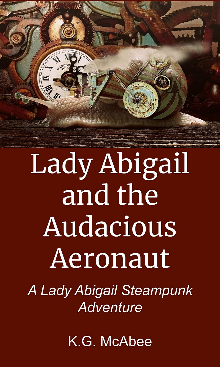 Lady Abigail and the Audacious Aeronaut Image