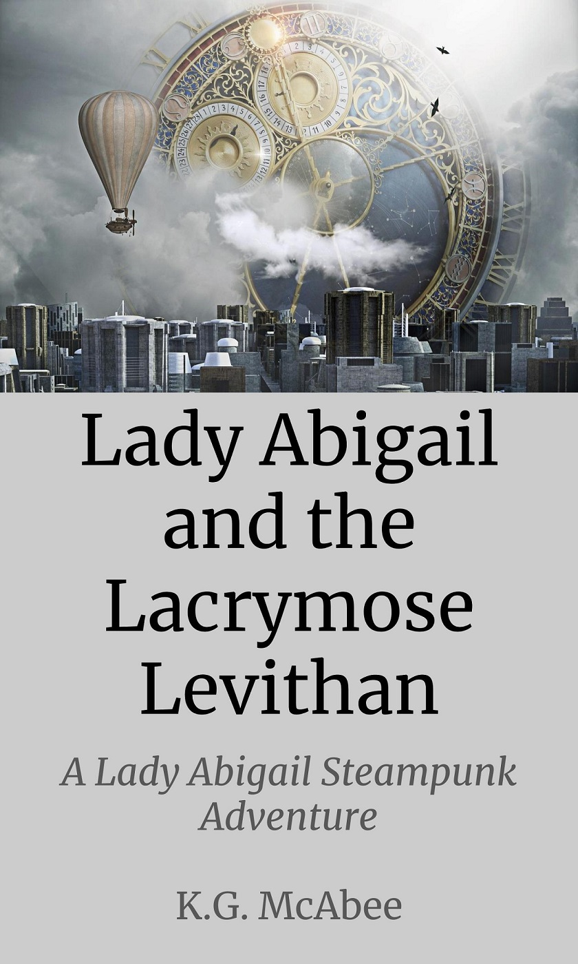 Lady Abigail and the Lachrymose Leviathan Image