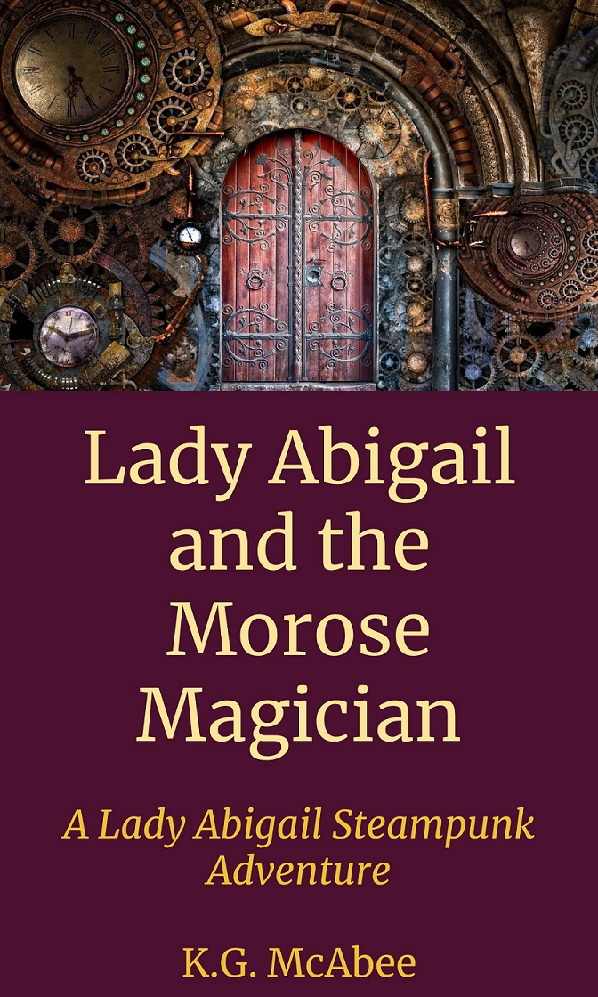 Lady Abigail and the Morose Magician Image