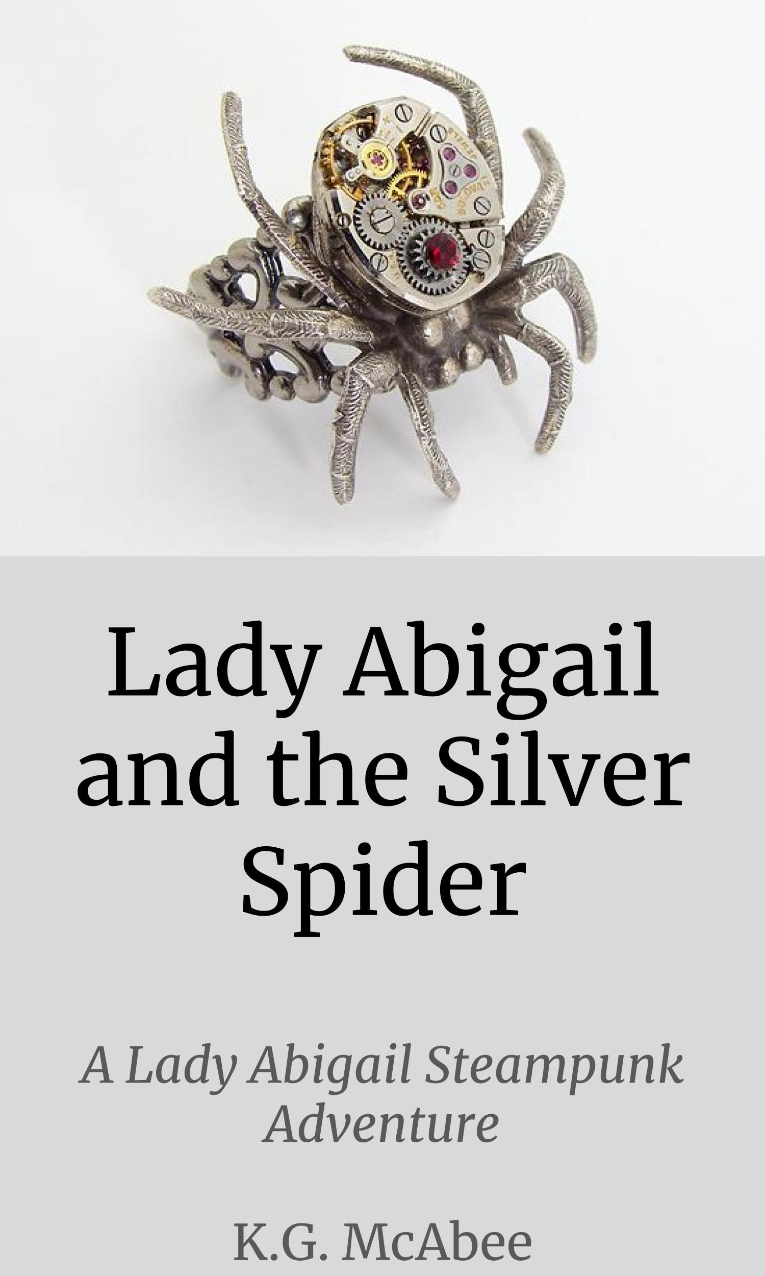 Lady Abigail and the Silver Spider image