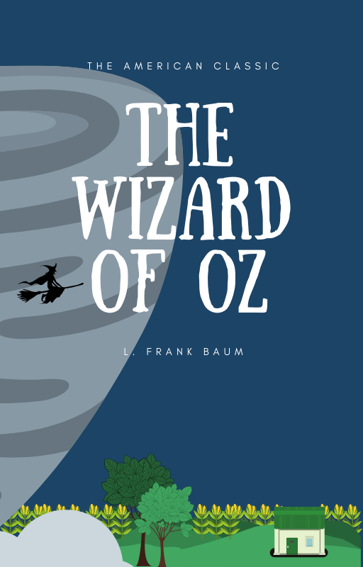 The Wonderful Wizard of Oz <br>Read for Free (Gutenberg Project ™) Image